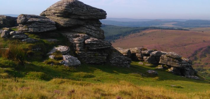 Dartmoor, Devon. The home of the Ten Tors