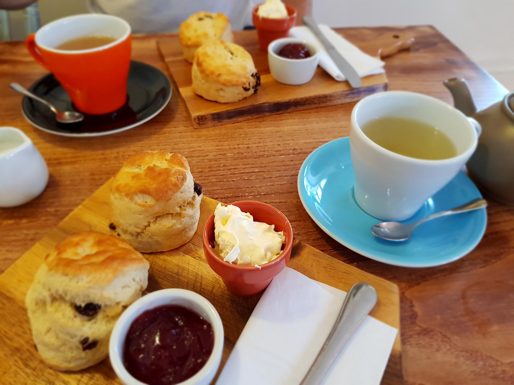 Miss Feas Cafe, Mortehoe, North Devon