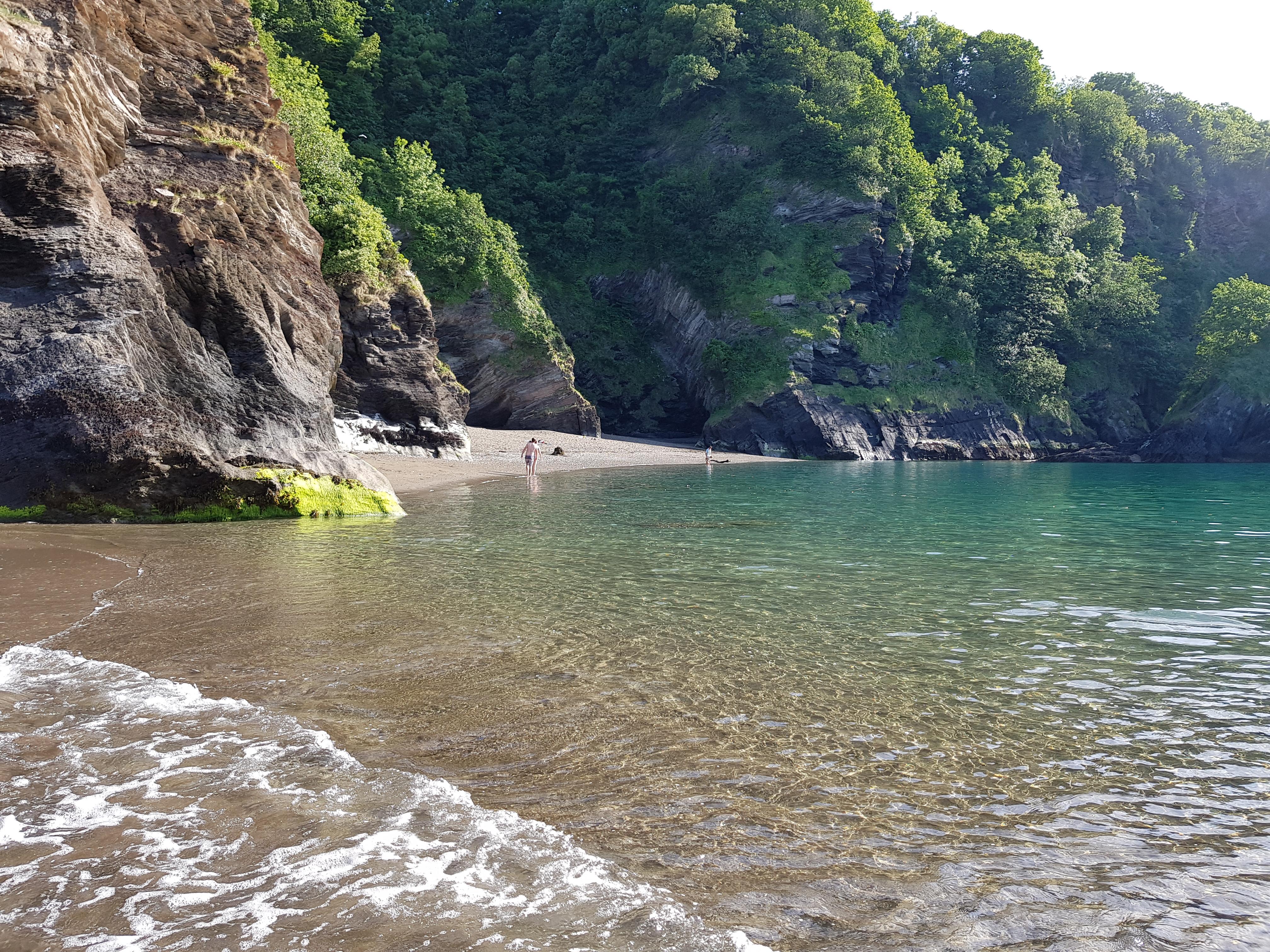 Broadsands Beach, North Devon