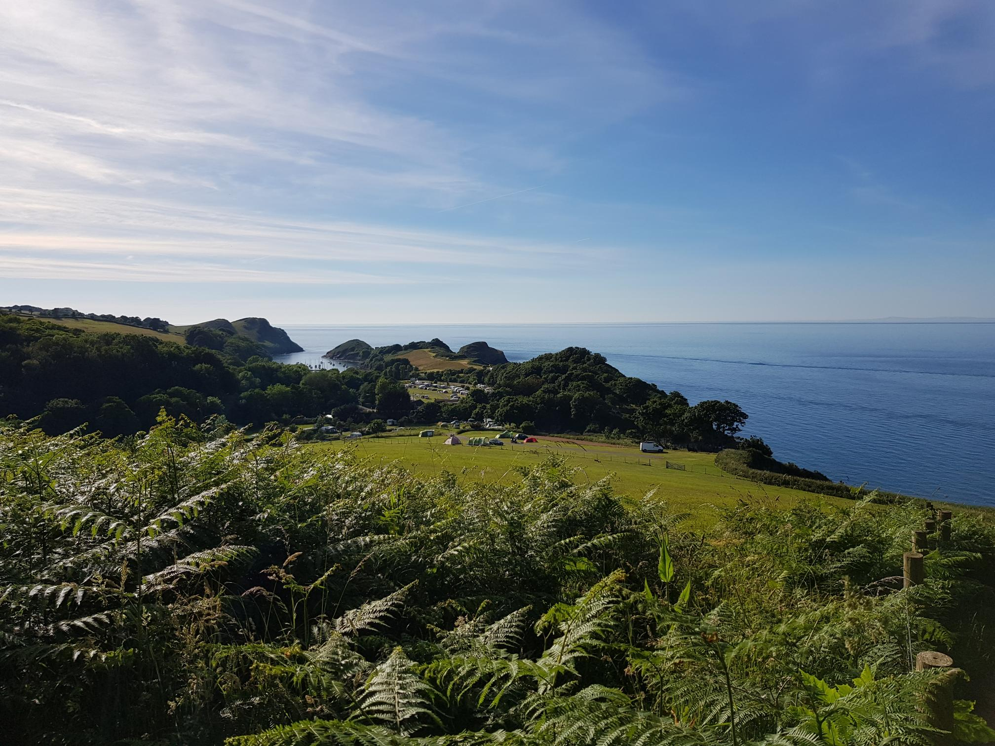 Watermouth Valley Camping Park, IlfracombeNorth Devon
