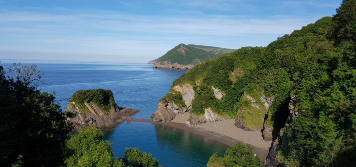 Broadsands Beach, North Devon