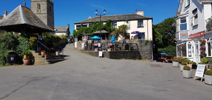 Mortehoe, Devon