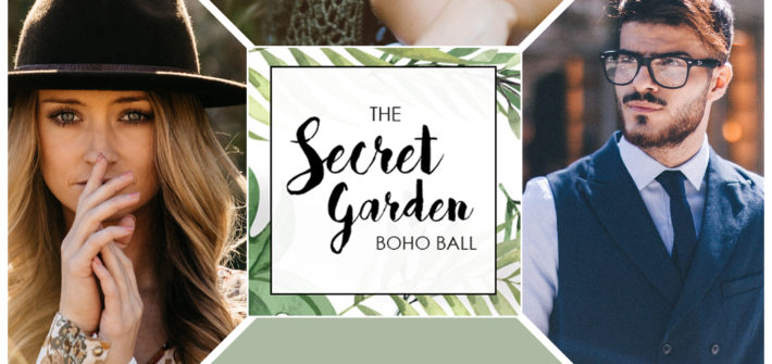 The Secret Boho Ball